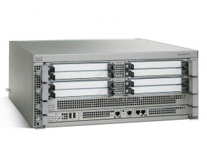 Cisco ASR 1004 Chassis